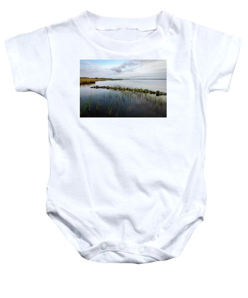 Little Jetty Baby Onesie