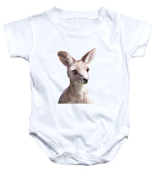 Little Kangaroo Baby Onesie