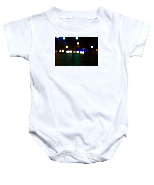 Low Profile Baby Onesie
