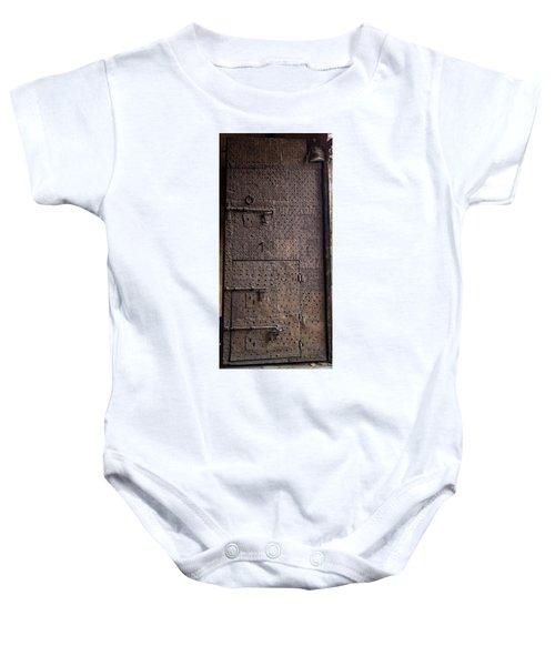 Lucca Portal Baby Onesie