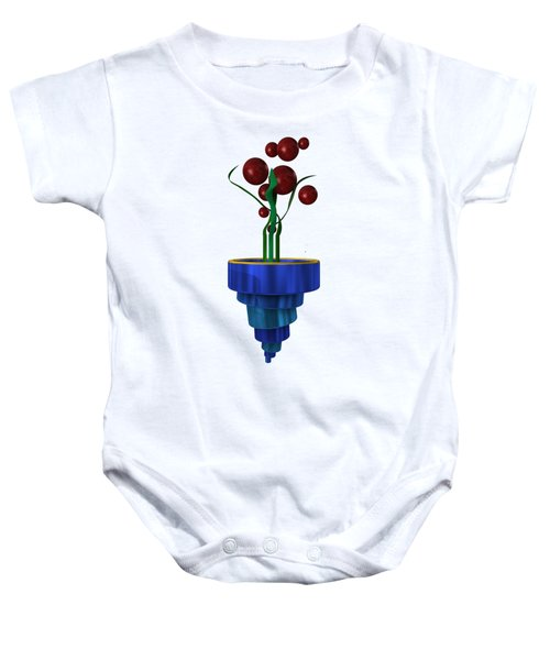 Magic Plant 1 Baby Onesie