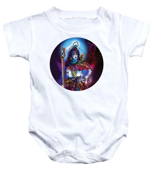 Maheshvara Shiva Baby Onesie
