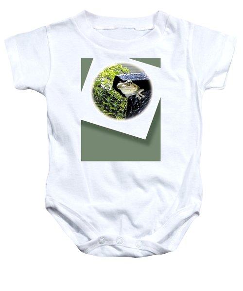 Mailbox  Cameo Baby Onesie