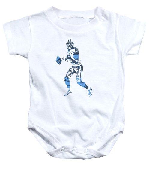 Marcus Mariota Tennessee Titans Pixel Art T Shirt 1 Baby Onesie