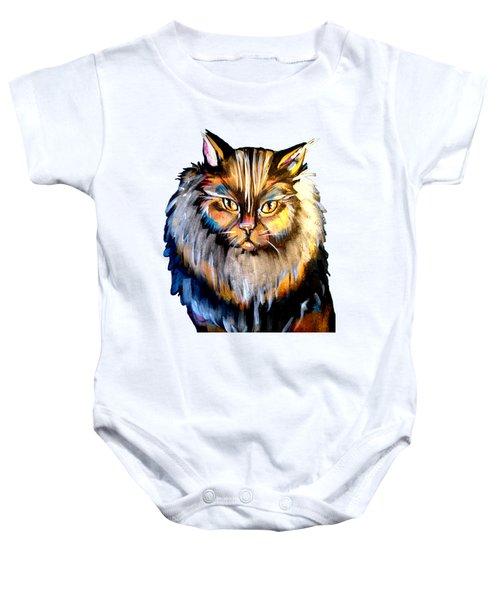 Master Cat Baby Onesie