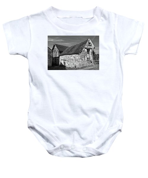 Medieval Country House Sound Baby Onesie