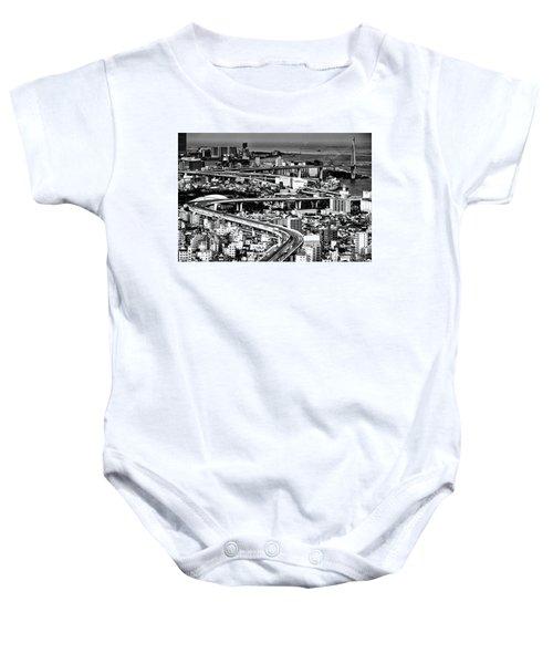 Megapolis Baby Onesie