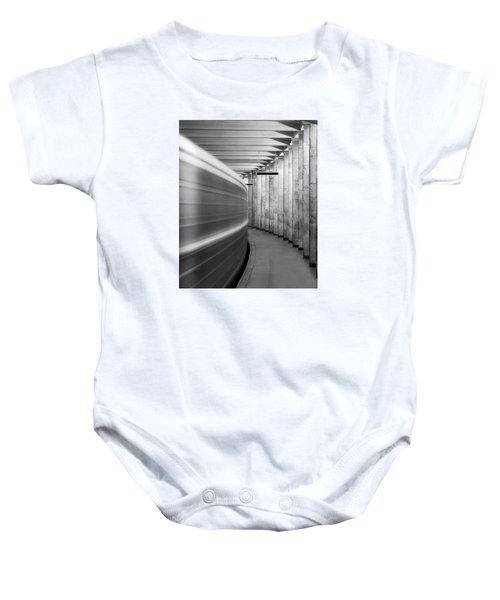 Metro #0110 Baby Onesie