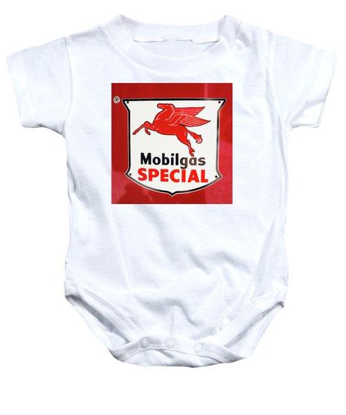 Mobilgas Vintage 82716 Baby Onesie