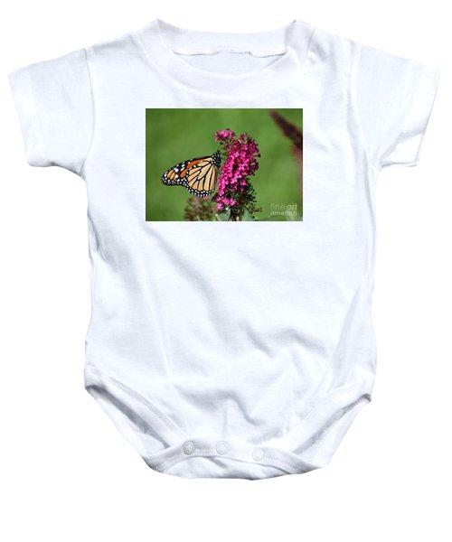 Monarch Baby Onesie