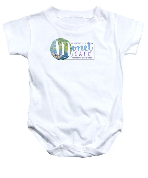Monet Cafe' Products Baby Onesie