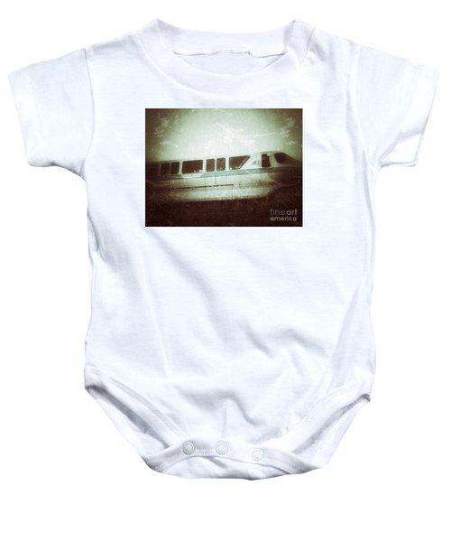 Monorail Baby Onesie
