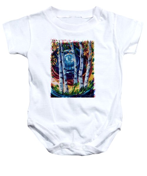 Moonlight Sonata Baby Onesie