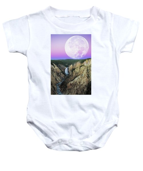 My Purple Dream Baby Onesie