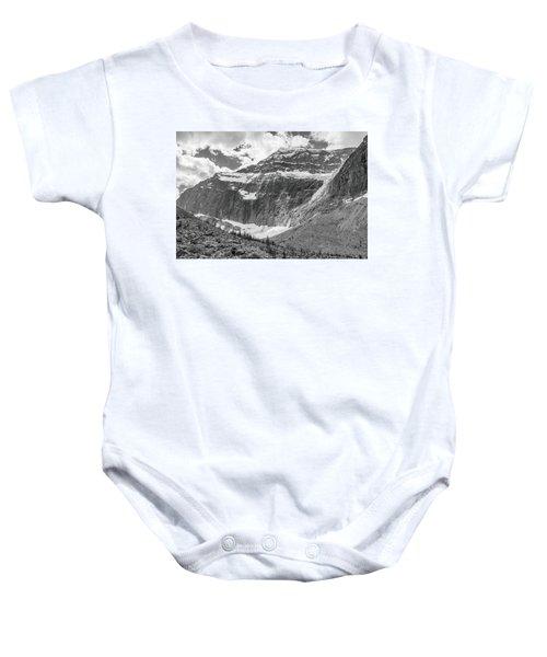 Mt. Edith Cavell Baby Onesie