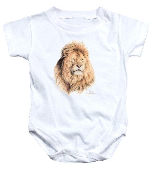 Mufasa Baby Onesie