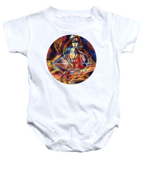 Music Shiva Baby Onesie