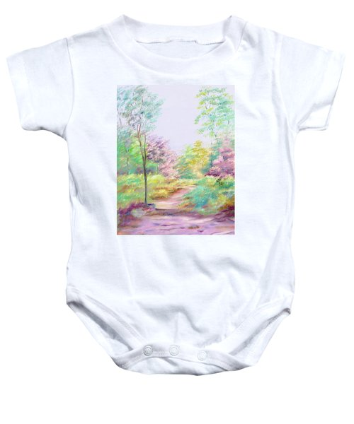 My Favourite Place Baby Onesie