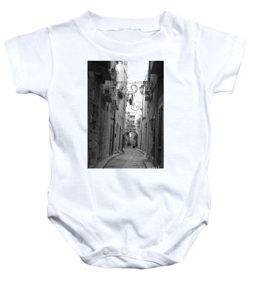 My Old Town Baby Onesie