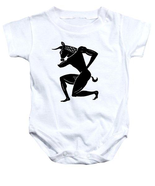 Mythology: Minotaur Baby Onesie