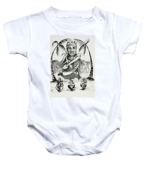 Nanny Of The Maroons Baby Onesie