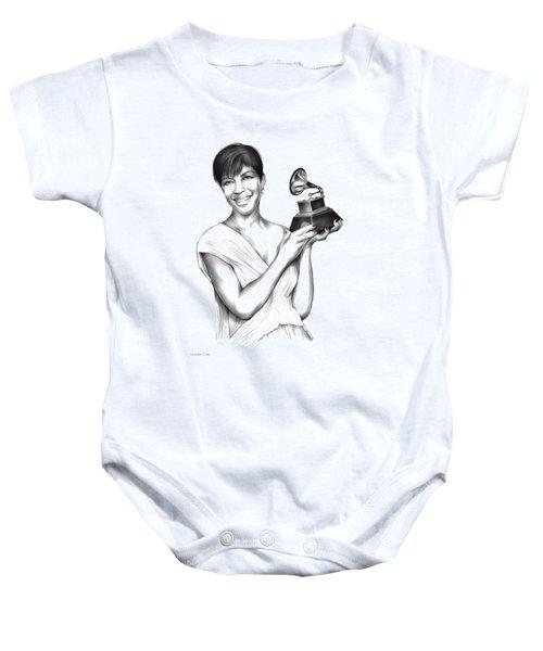 Natalie Cole Baby Onesie