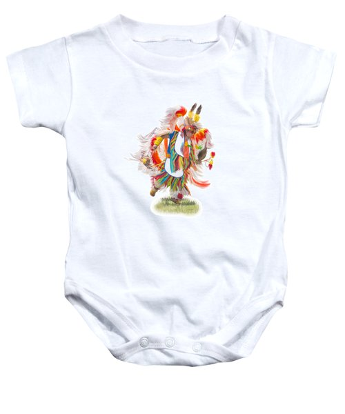 Native Rhythm Baby Onesie