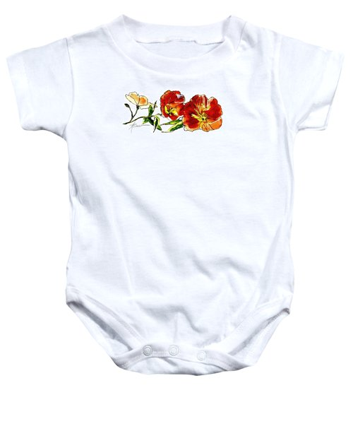 Natural Beauty  Baby Onesie