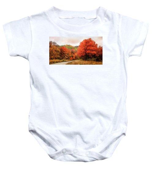Nature's Palette Baby Onesie