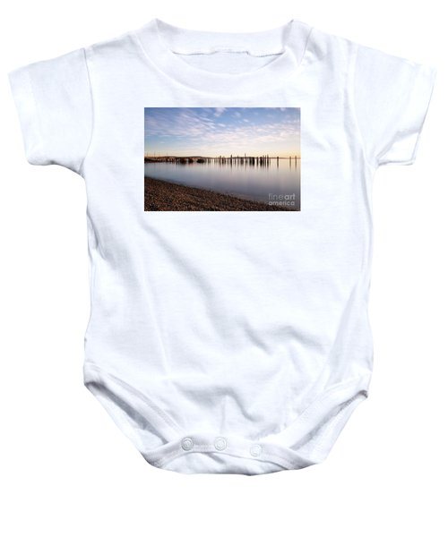 New Day In The Bay Baby Onesie