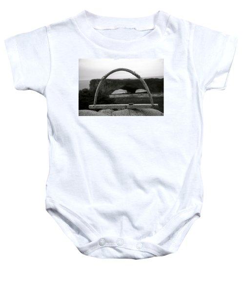 Newfoundland Arches Baby Onesie