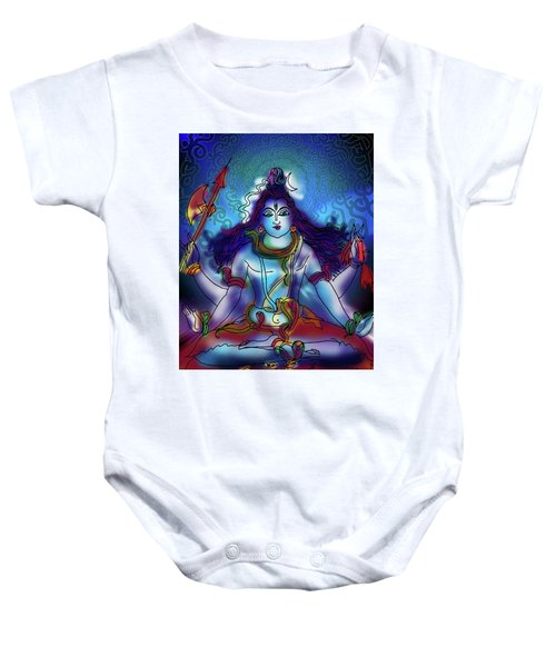 Nirvikalp Samadhi Kapali Shiva Baby Onesie