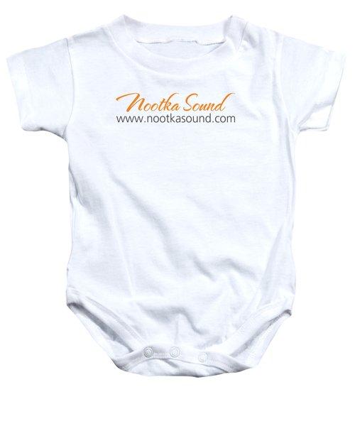 Nootka Sound Logo #12 Baby Onesie by Nootka Sound