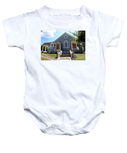 North Shore Assembly Of God Church Baby Onesie