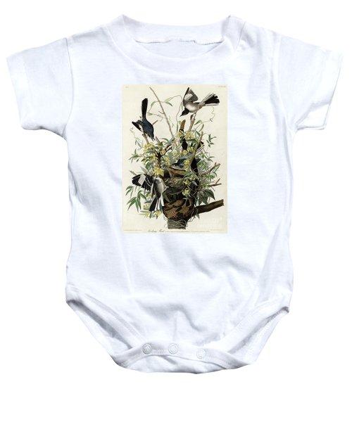 Northern Mockingbird Baby Onesie by Granger