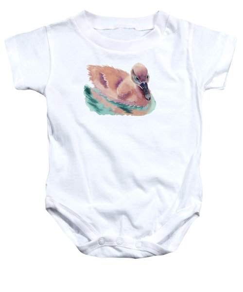 Not An Ugly Duckling Baby Onesie
