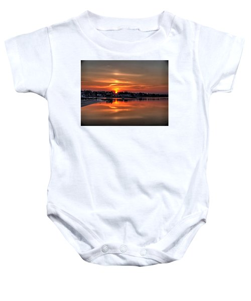 Nuclear Morning Baby Onesie