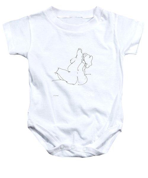 Nude-female-drawings-20 Baby Onesie