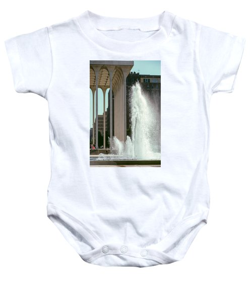 Nwnl Fountains - July 1973 Baby Onesie
