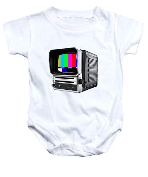 Off Air Tee Baby Onesie