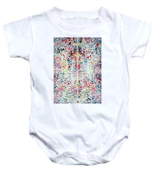 10-offspring While I Was On The Path To Perfection 10 Baby Onesie