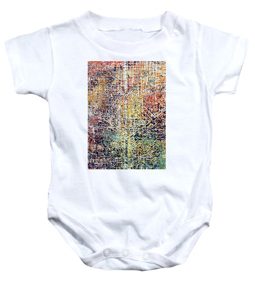 19-offspring While I Was On The Path To Perfection 19 Baby Onesie