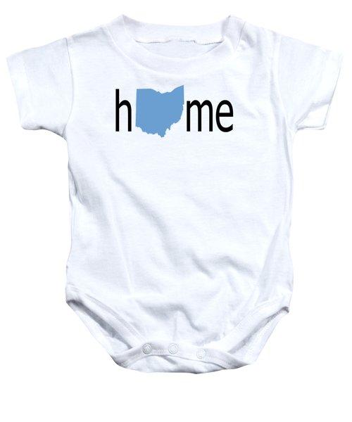 Ohio - Home Baby Onesie