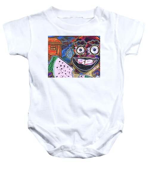 Old Boy Ben Baby Onesie
