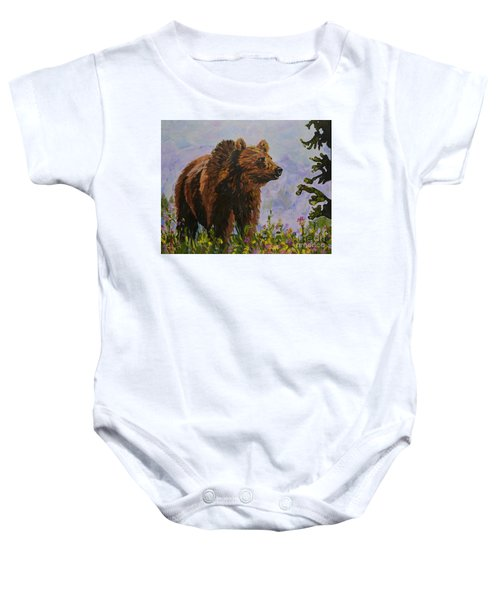 On The Prowl Baby Onesie