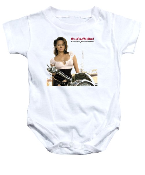 One For The Road Baby Onesie