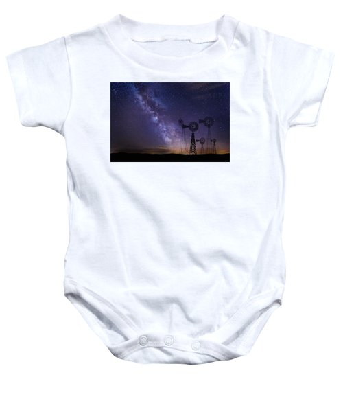 Our Milky Way  Baby Onesie