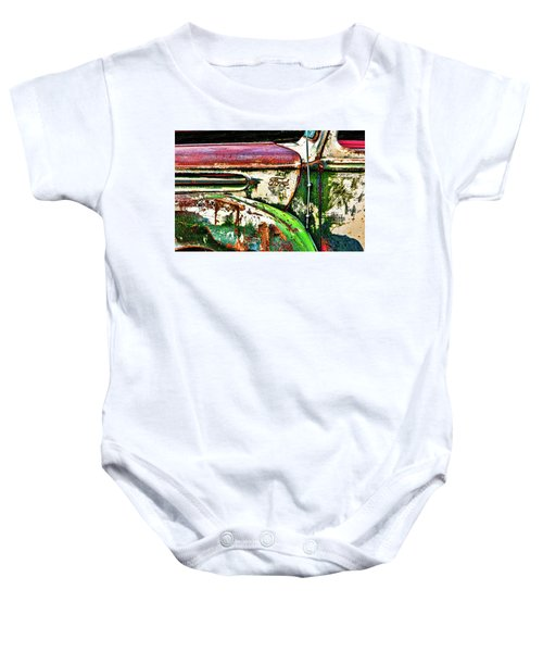 Out Of Warrantee Baby Onesie