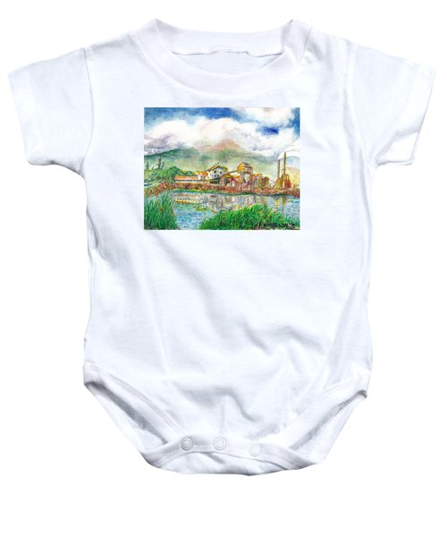 Paia Mill 1 Baby Onesie