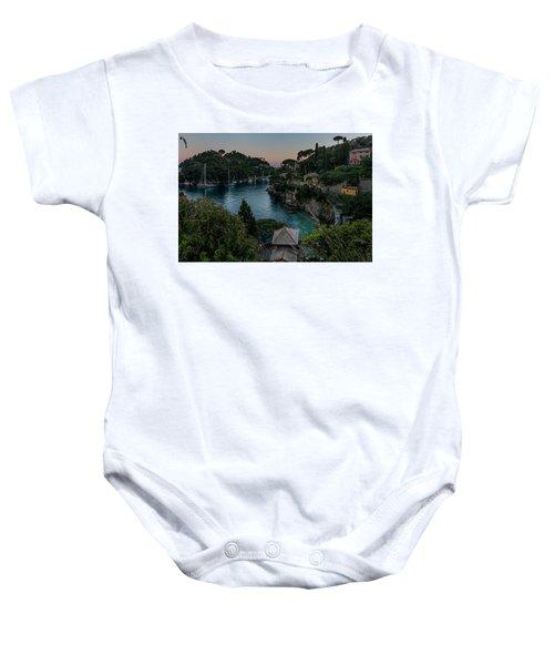 Portofino Bay Baby Onesie